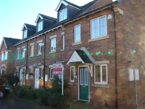 2 bedroom End Town House to rent